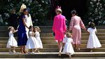 Momen-momen Penting Pernikahan Pangeran Harry-Meghan Markle