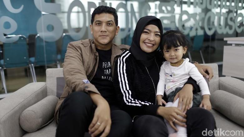 Keluarga Tantri Kotak/ Foto: Asep Syaifullah