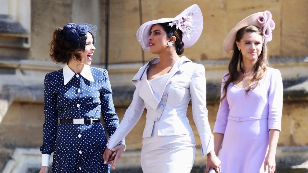 Priyanka Chopra Tampil Seksi di Royal Wedding, Ini Rahasianya!