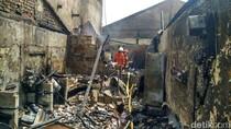 Warga: Damkar Telat Datang ke Kebakaran Kemang karena Rekayasa Lalin