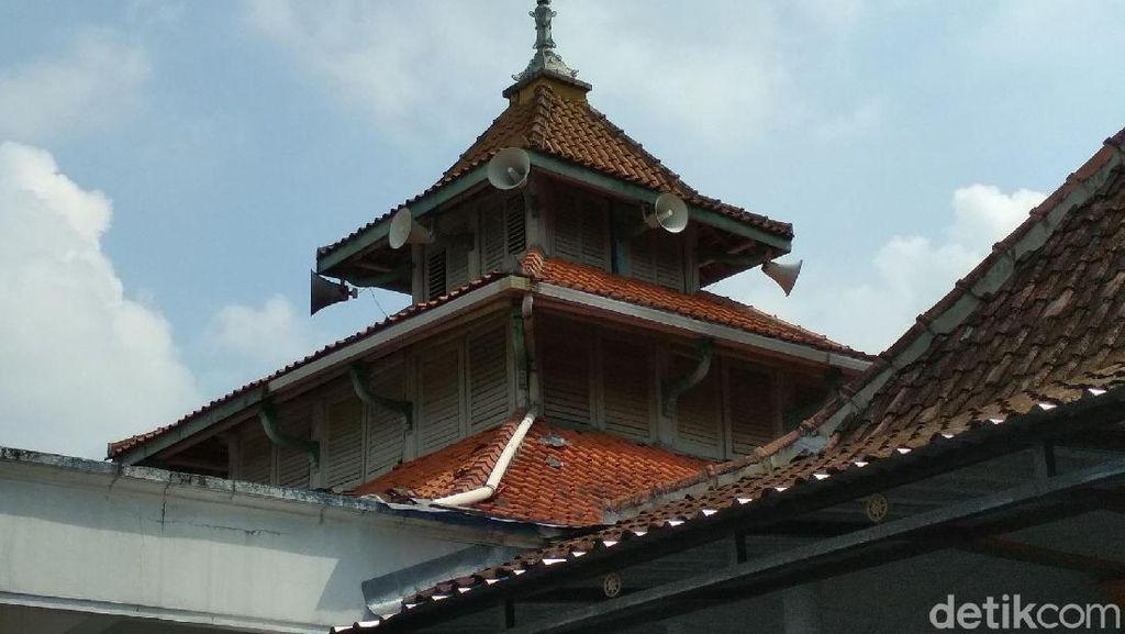 Masjid Besar Suruh Semarang Ini Telah Berusia 2 Abad