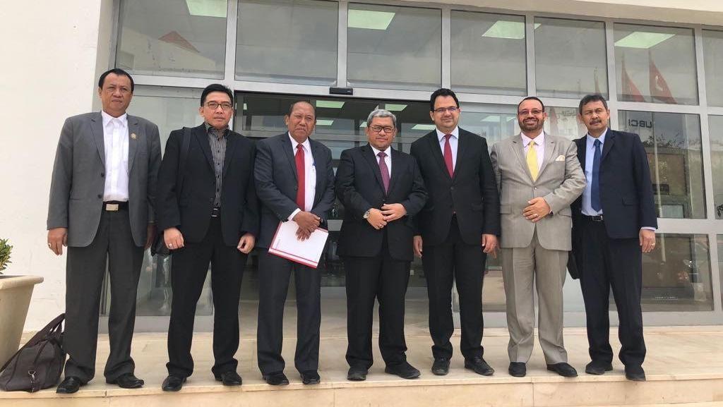 Perkuat Kerja Sama Ekspor-Impor, Pemprov Jabar ke Tunisia