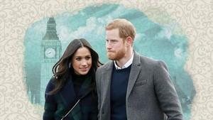 Menerawang Modal Pernikahan Pengeran Harry-Meghan Markle