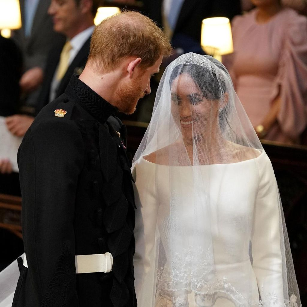 Meriahnya #RoyalWedding, Indadari Dicurigai Pasca Teror Bom