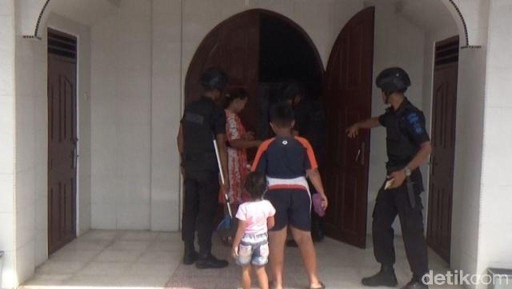 Cegah Teror, Polisi di Aceh Sterilisasi Gereja Sebelum Jemaat Masuk
