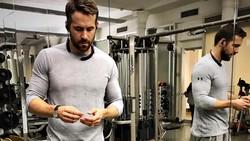Cerita Ryan Reynolds Susah Payah Dapatkan Tubuh Berotot demi Deadpool