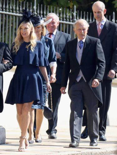 Ini Alasan Pangeran Harry Undang Dua Mantan Kekasih ke Pernikahan