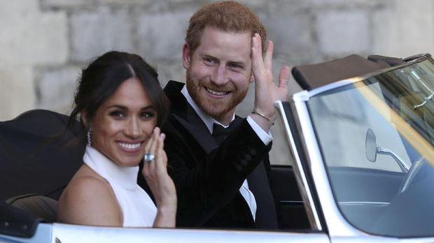 Pangeran Harry-Meghan Markle Ikuti Jejak Charles-Diana