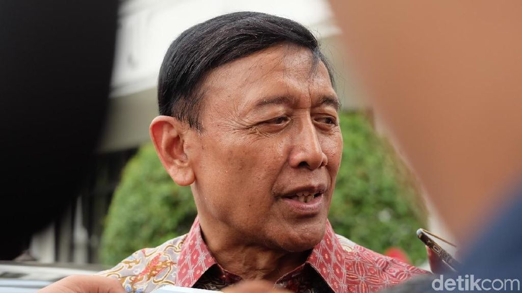 Wiranto Minta Status Bencana NTB Tidak Dipolemikkan