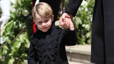 Wah! Ada Koin Khusus untuk Sambut Ultah ke-5 Pangeran George