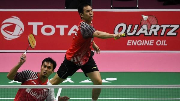 Dikalahkan China 1-3, Indonesia Gagal ke Final Piala Thomas 2018