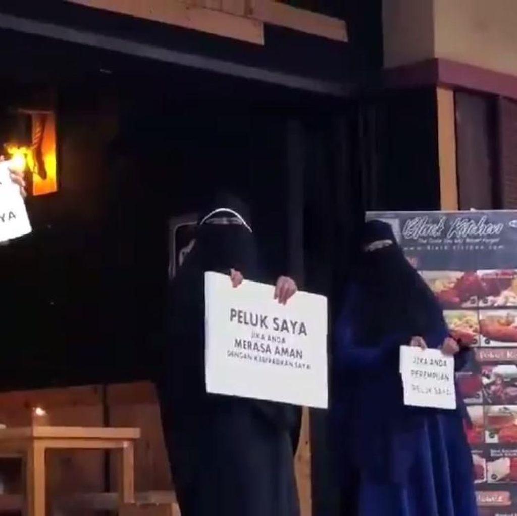 Jangan Islamofobia Hanya Karena Wanita Bercadar!