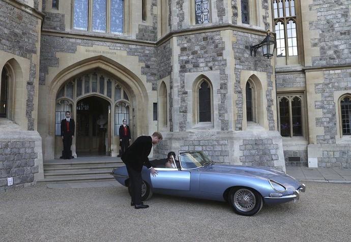 Dari Rolls-Royce Sampai Bentley Kumpul di Royal Wedding
