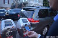 RI Bisa Belajar Atur Parkir Jalanan dari AS