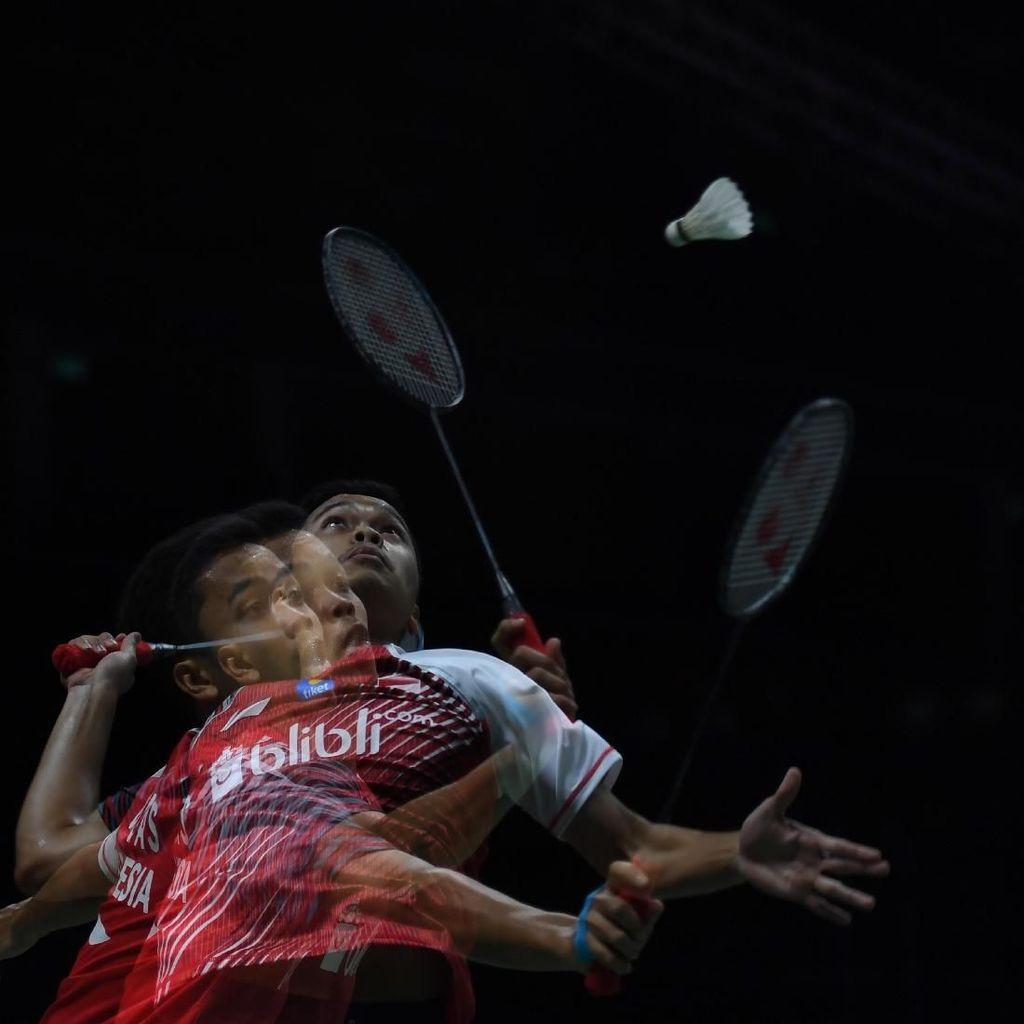 Anthony Menang, Indonesia Sementara Unggul 1-0 Atas Kanada