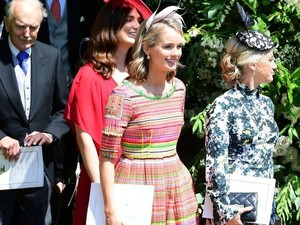 Cerita Lucu Mantan Pacar Pangeran Harry saat Datang ke Royal Wedding