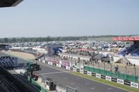 Sirkuit Le Mans yang dipakai untuk balapan MotoGP. Foto: Mirco Lazzari gp/Getty Images