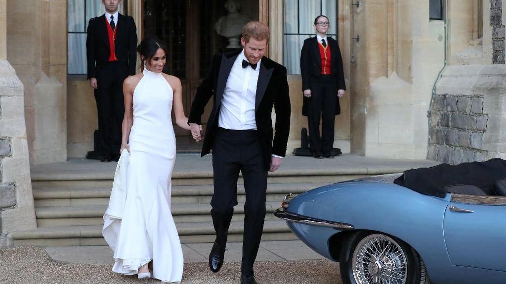 8 Gaun Pengantin Termewah di Royal Wedding, Termasuk Meghan Markle