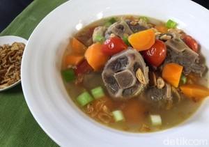 Sup Iga hingga Sup Ayam Kampung Bisa Jadi Pilihan Menu Buka Hari Ini