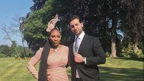 Video Menyentuh untuk Serena Williams dari sang Suami di US Open