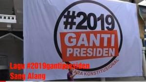 Lagu #2019GantiPresiden Dirilis, Begini Liriknya