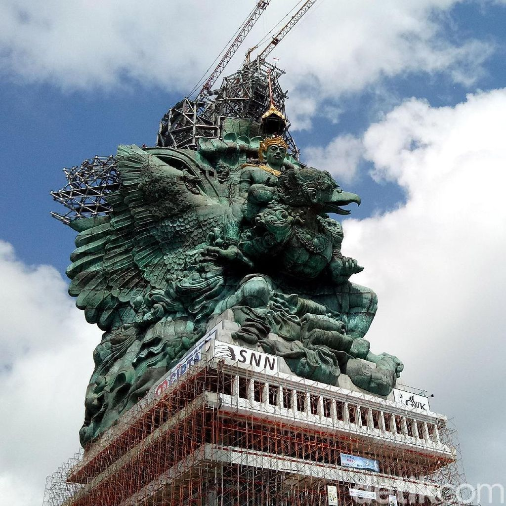 28 Tahun Menanti, Patung GWK Segera Jadi