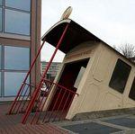 Mirip Pesawat Luar Angkasa hingga Kuil, Bangunan Ini Aslinya Stasiun (Bagian 1)