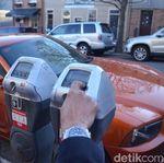 Belajar Atur Parkir di Jalanan dari AS