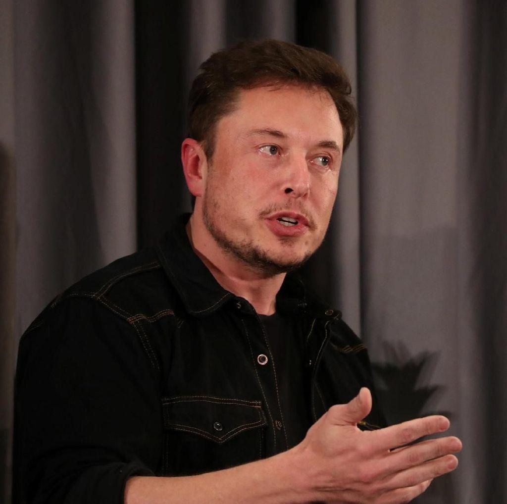 Elon Musk Ejek Penyelamat Korban Gua Thailand Pedo