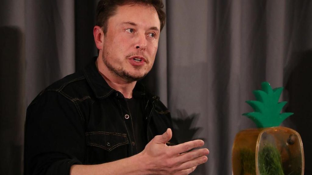 Elon Musk Mendadak Ingin Bisnis Batu Bata