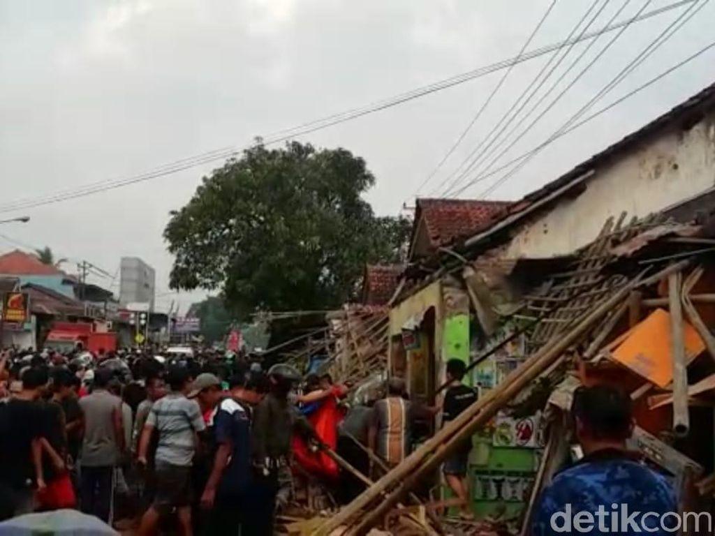 Identitas Korban Truk Rem Blong di Brebes Menurut Jasa Raharja