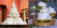 Ini Perbedaan Kue Pengantin Putri DIana, Kate Middeton, dan Meghan Markle