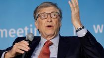Ini Dia Kartu Nama Pertama Bill Gates