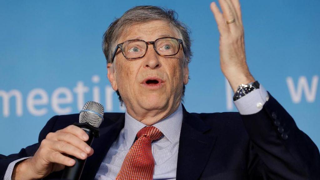 Bill Gates Pernah Jadi Pengantar Dokumen di DPR AS