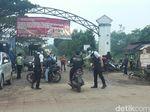 58 Tahanan Teroris Dipindahkan, Akses ke Gunung Sindur Dijaga Ketat