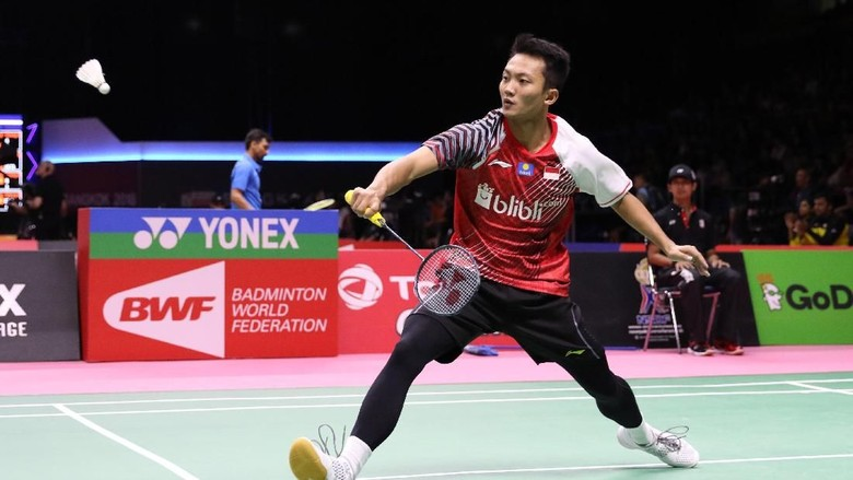 Indonesia Hantam Kanada 5-0
