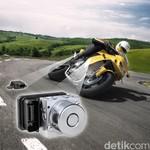 Alat Anti-jatuh untuk Motor Pakai Teknik Astronot