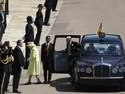 Deretan Mobil Mewah di Pernikahan Pangeran Harry dan Meghan