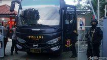 Foto: 58 Napiter Dipindahkan dari Nusakambangan