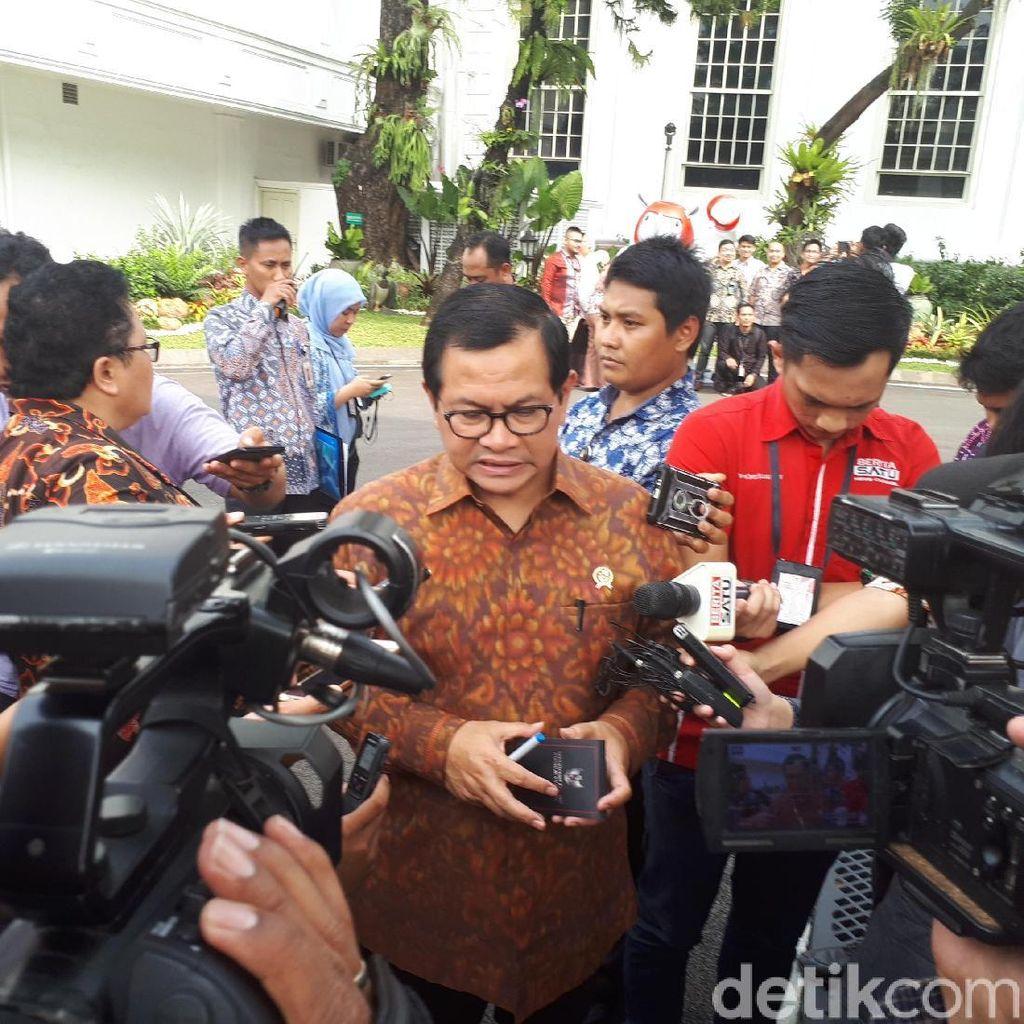 Jokowi Beli Sabun Rp 2 M Pakai Dana Timses, Pramono: Nanti Dibagikan TKN