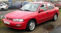 Kia Sephia yang di re-badged jadi Timor.