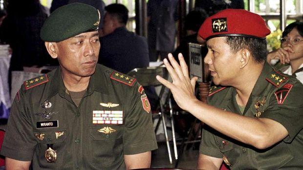 Prabowo, Wiranto dan Kenangan 22 Mei 1998