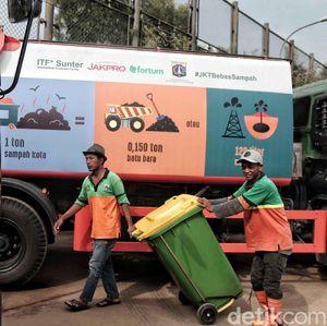 8.000 Ton Sampah Jakarta akan Disulap Jadi Listrik