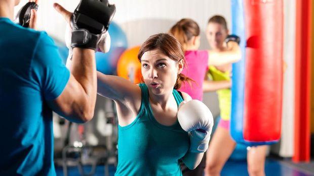 Latihan bela diri punya manfaat bagi otak