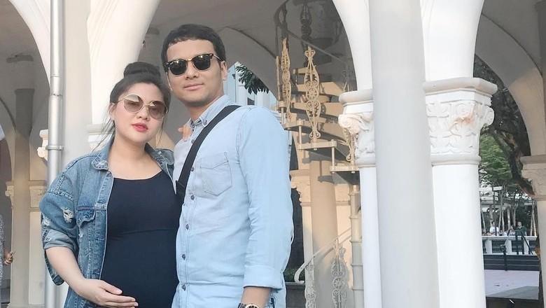 Hamil 7 Bulan, Berat Badan Vicky Shu Naik 15 Kg