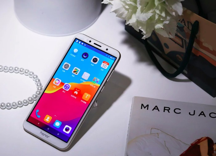 Honor Play 7. Foto: Gizchina