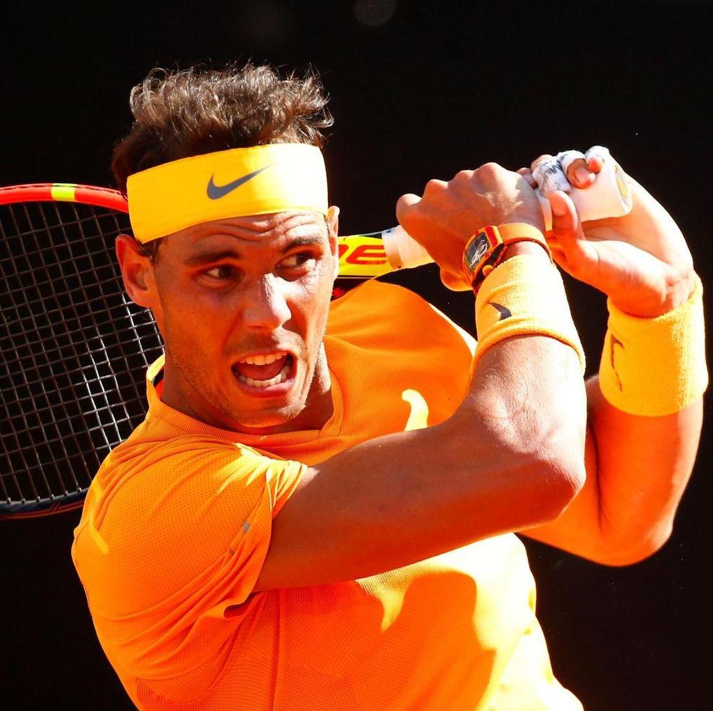 Video Rafael Nadal Juara Italia Terbuka
