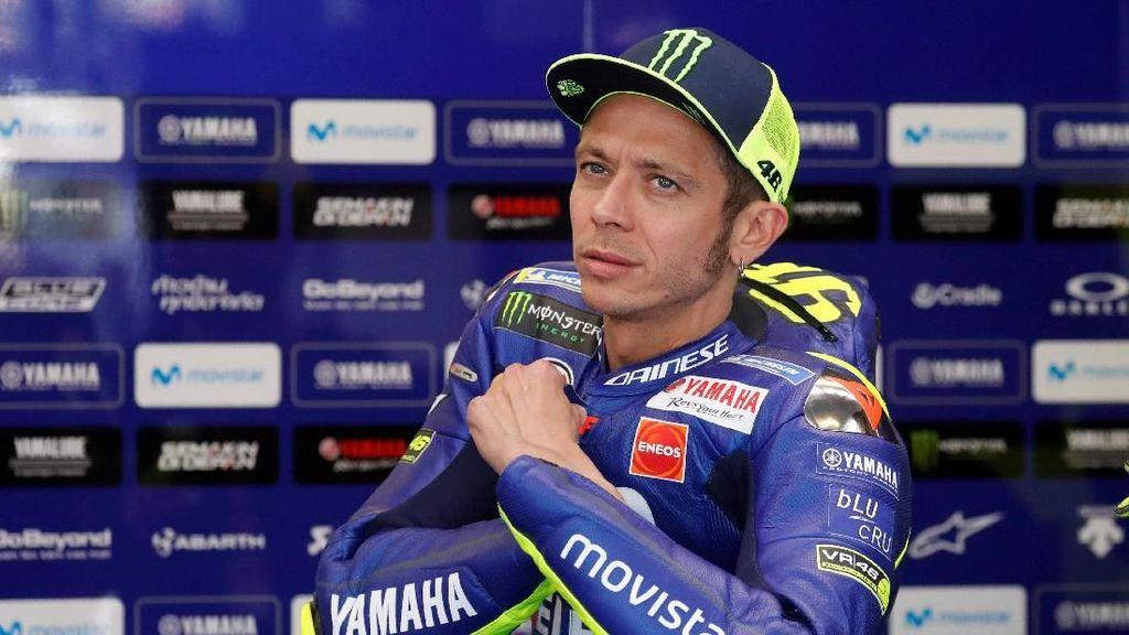 Bukan Hasil Kualifikasi MotoGP Prancis yang Diharapkan Valentino Rossi