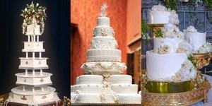 Ini Perbedaan Kue Pengantin Putri Diana, Kate Middleton, dan Meghan Markle