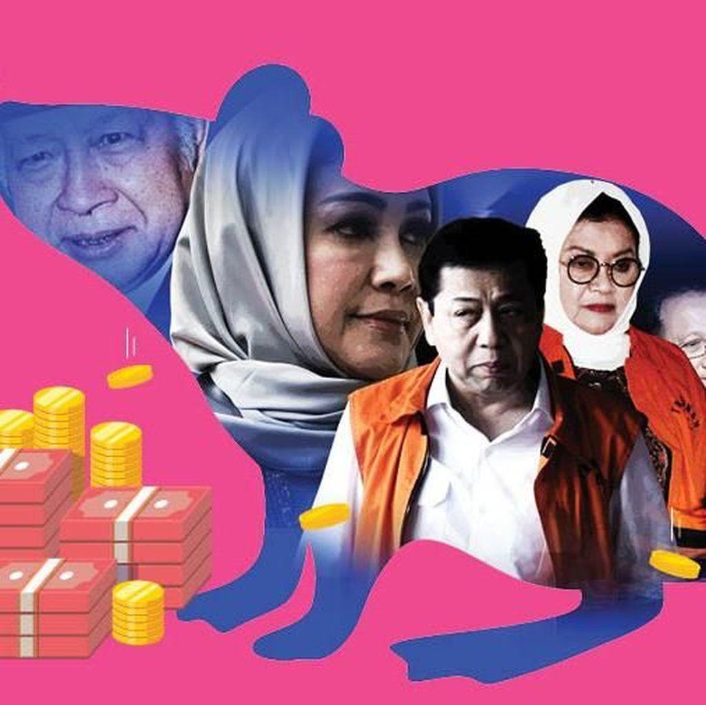 Katanya Reformasi, Korupsi Kok Makin Menjadi